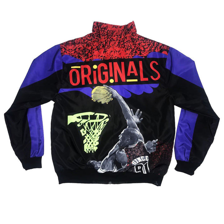 "Originals ""Since 91"" Windbreaker Jacket ""Raptor"""