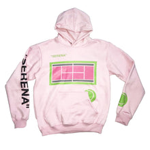 "Load image into Gallery viewer, ""SERENA"" Soft Pink Hoodie"