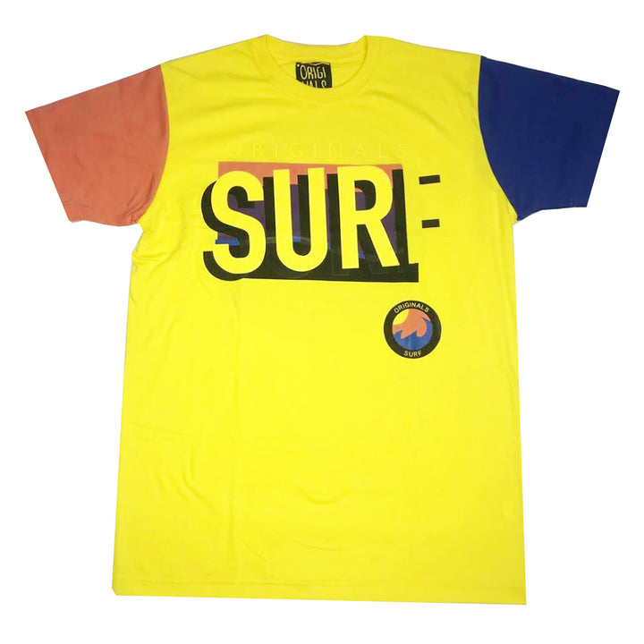 "Originals SURF ""Multi-color"" T Shirt ""Venice"""