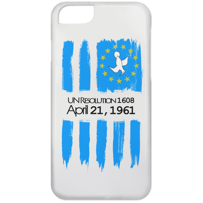 UN Resolution 1608 iPhone 6 Case