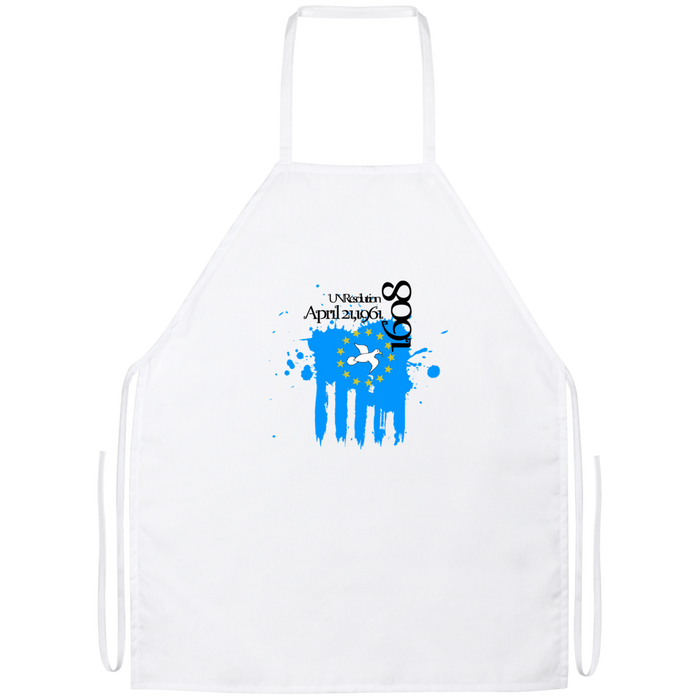 UN Resolution 1608 Apron
