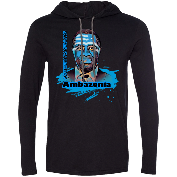 Sisiku Long-sleeved T-Shirt Hoodie