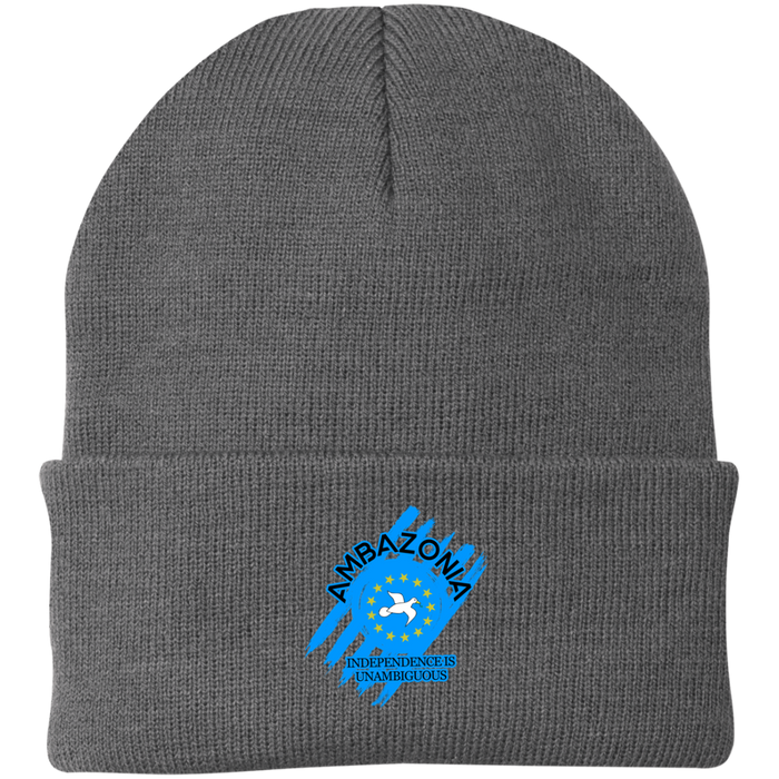 Ambazonia Port Authority Knit Cap