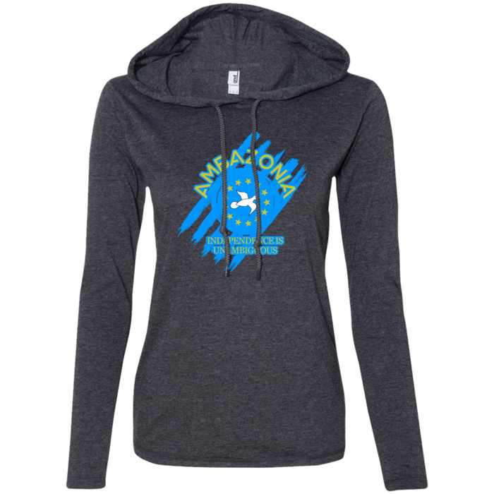Ladies' UABG2 Long-sleeved T-Shirt Hoodie