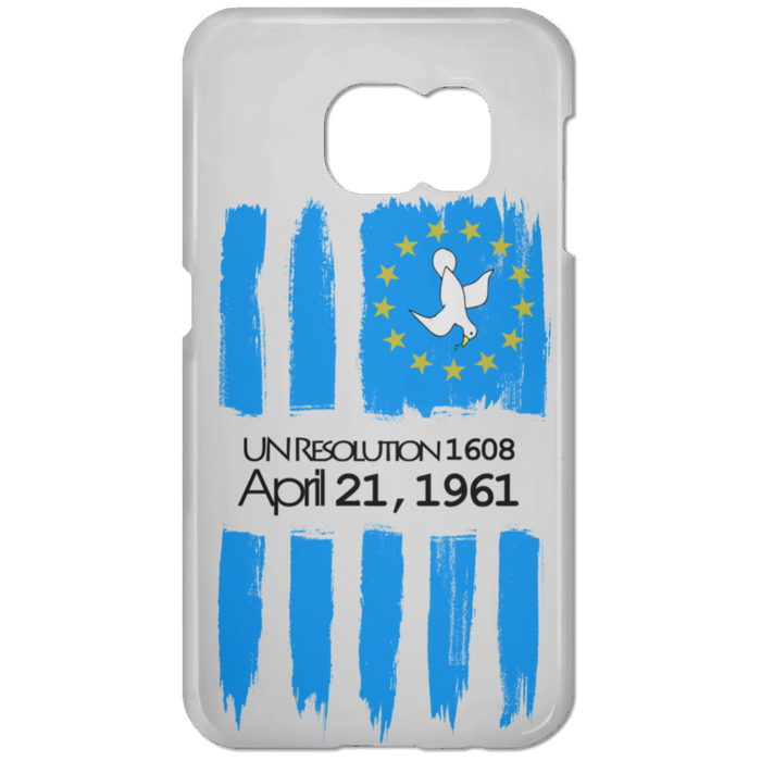 UN Resolution 1608 Samsung Galaxy S7 Phone Case