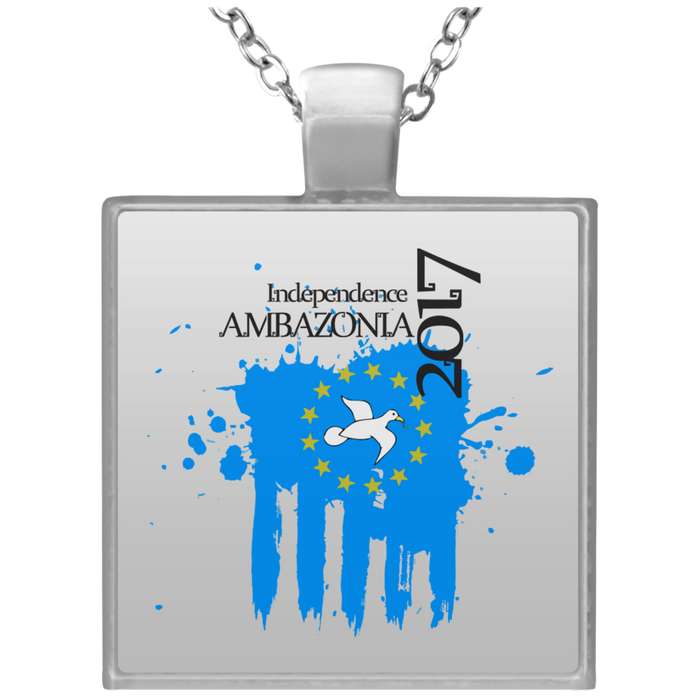 Amba Independence Square Necklace