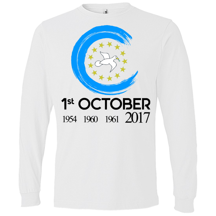 Mens' Oct1A Lightweight Long-sleeved T-Shirt