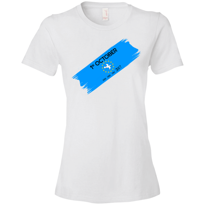 Ladies' Oct1B Lightweight T-Shirt