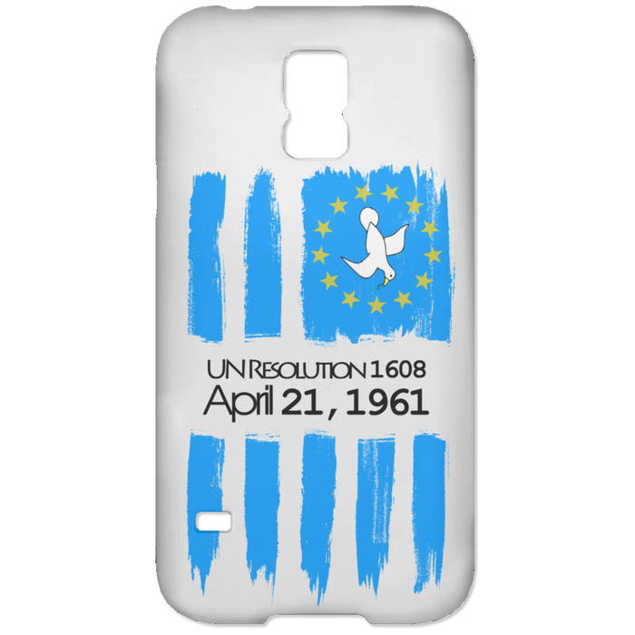 UN Resolution 1608 Samsung Galaxy S5 Case