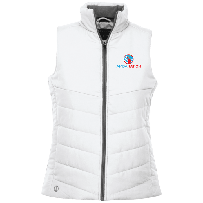 Amba Nation Holloway Ladies' Quilted Vest