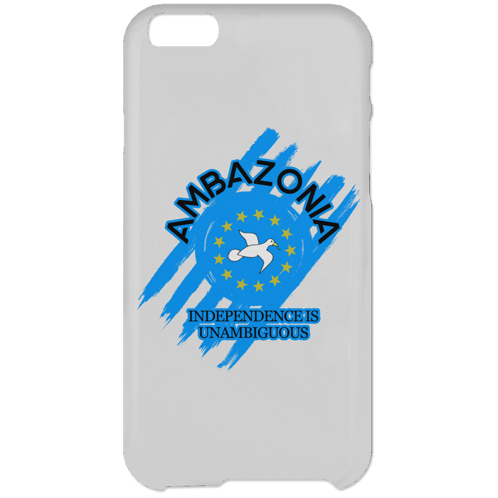 Ambazonia iPhone 6 Plus Case