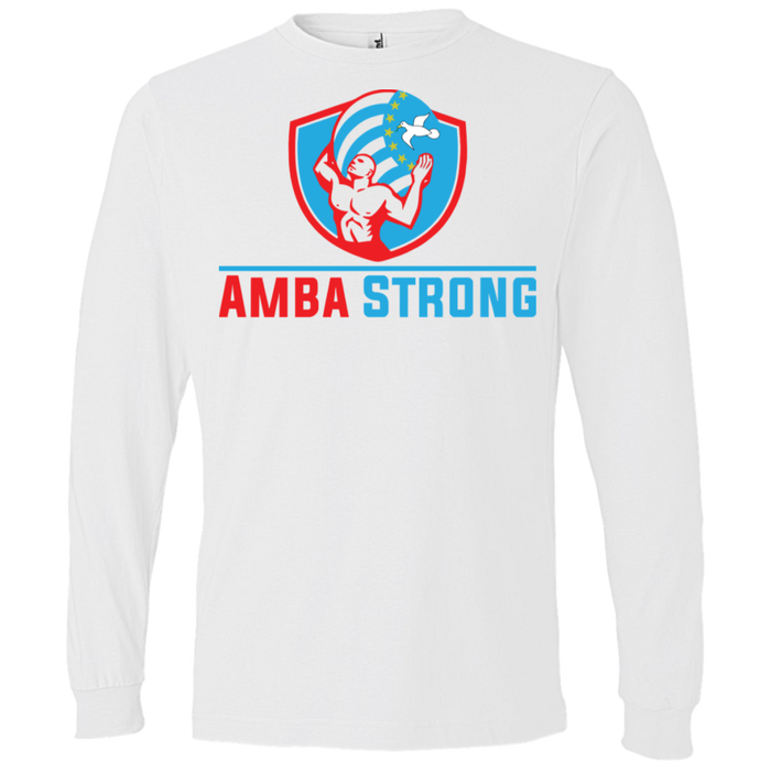 Mens' AmbaStrong Lightweight Long-sleeved T-Shirt