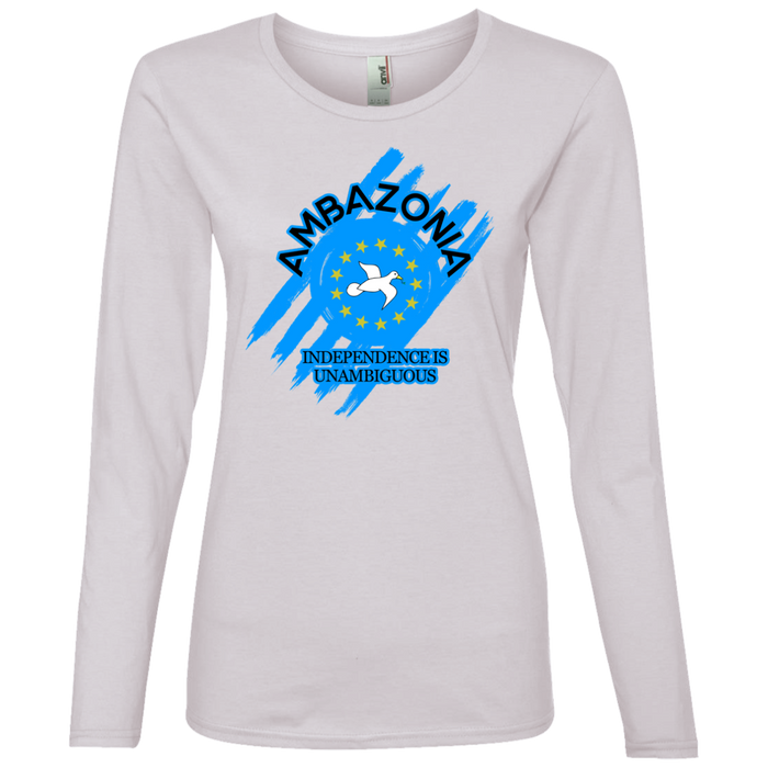 Ladies' UABG1 Lightweight Long-sleeved T-Shirt
