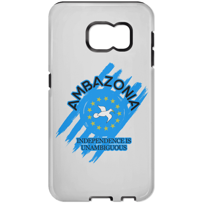 Ambazonia Samsung Galaxy S7 Tough Case