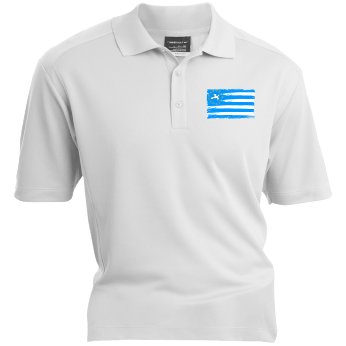 Ambazonia Flag Nike® Dri-Fit Polo Shirt
