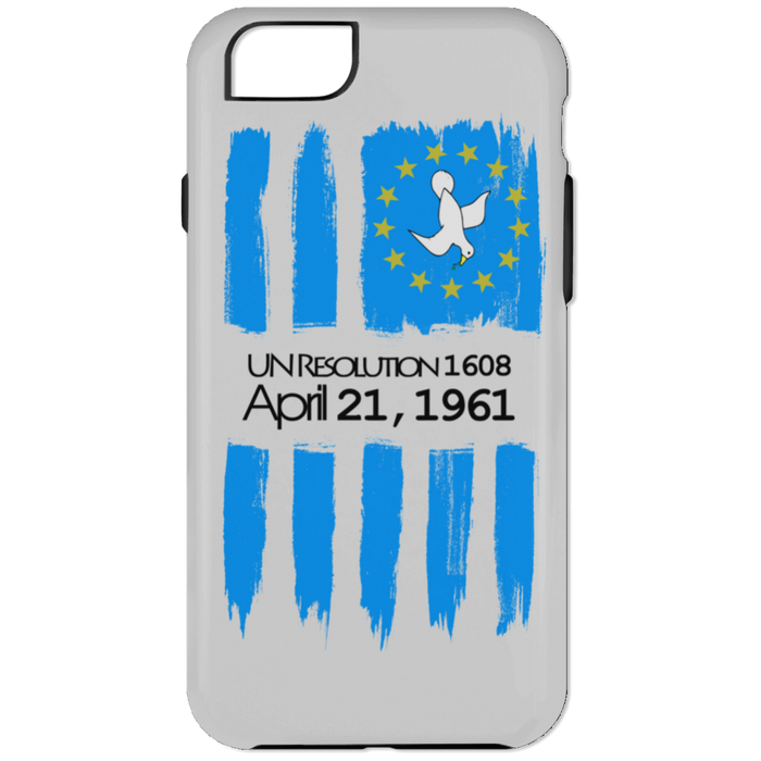 UN Resolution 1608  iPhone 6 Plus Tough Case