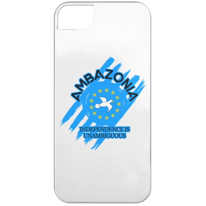 Ambazonia iPhone 5 Case