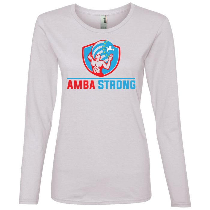 Ladies' AmbaStrong Lightweight Long-sleeved T-Shirt