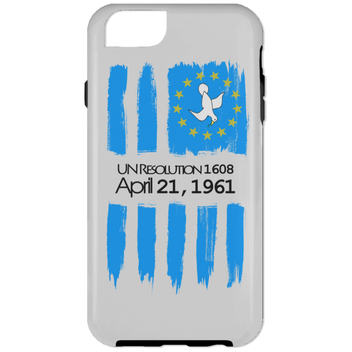 UN Resolution 1608 iPhone 6 Tough Case