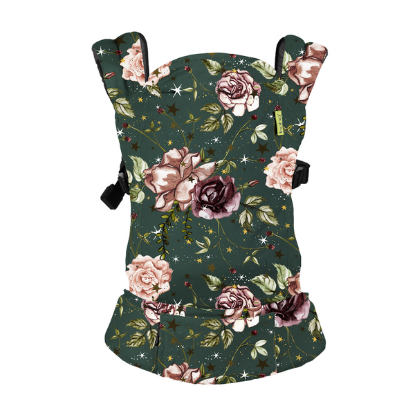 Mehka strukturirana nosilka Boba Classic 4GS Carrier - Forest Flower Child