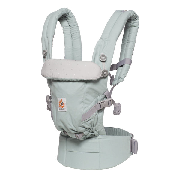 Mehka nosilka Ergobaby Adapt Baby Carrier - Frosted Mint