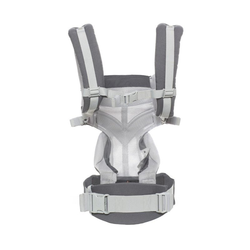 Mehka nosilka Ergobaby Omni 360 Cool Air Mesh - Carbon Grey