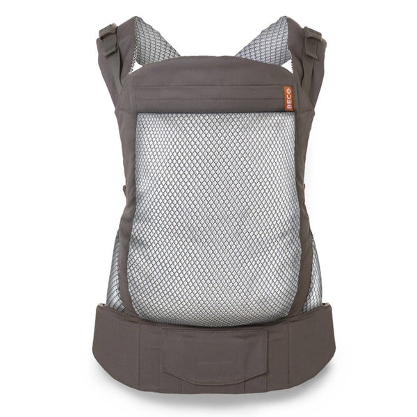 Mehka mrežasta nosilka Beco Toddler - Cool Dark Grey