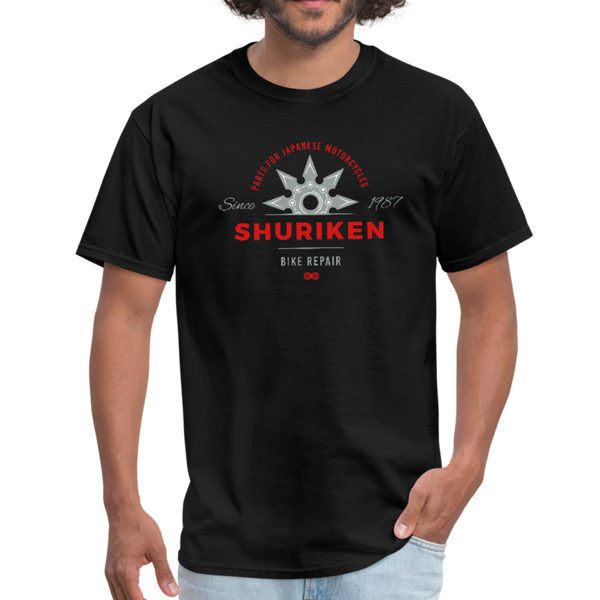 Shuriken Men's T-Shirt - D&B Zensation