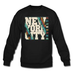 Brooklyn New York Crewneck Sweatshirt - D&B Zensation