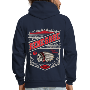 Renegade Men's Hoodie - D&B Zensation
