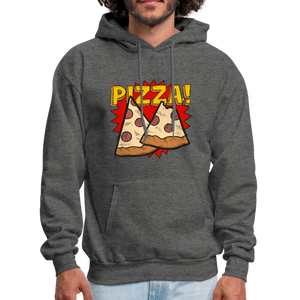 Men's Pizza Hoodie - D&B Zensation