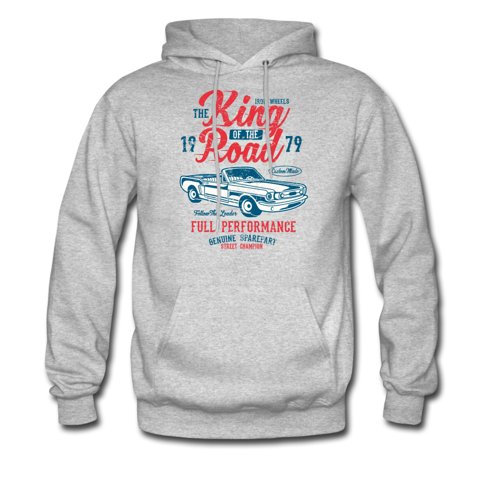 King Of The Road Hoodie - D&B Zensation