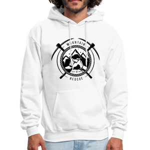 Mountain Rescue Hoodie - D&B Zensation