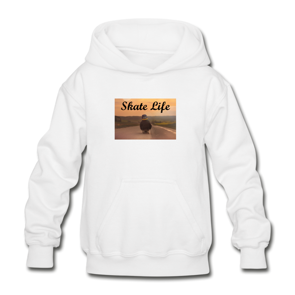 Skate Life Youth Hoodie - D&B Zensation