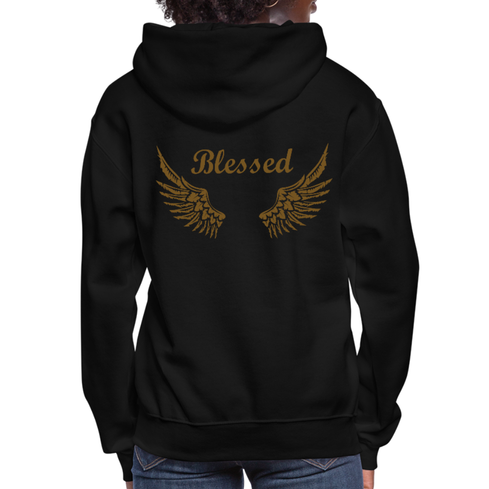 Blessed Women's Hoodie - D&B Zensation