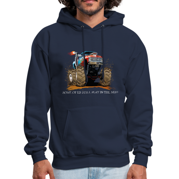 Monster Truck Men's Hoodie - D&B Zensation