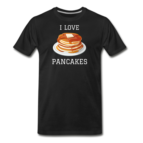 I Love Pancakes Premium T-Shirt - D&B Zensation