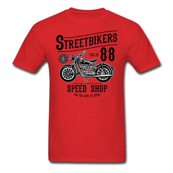 Street Bikers Men's T-Shirt - D&B Zensation