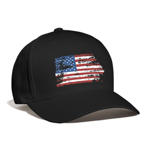 USA Flag Baseball Cap - D&B Zensation