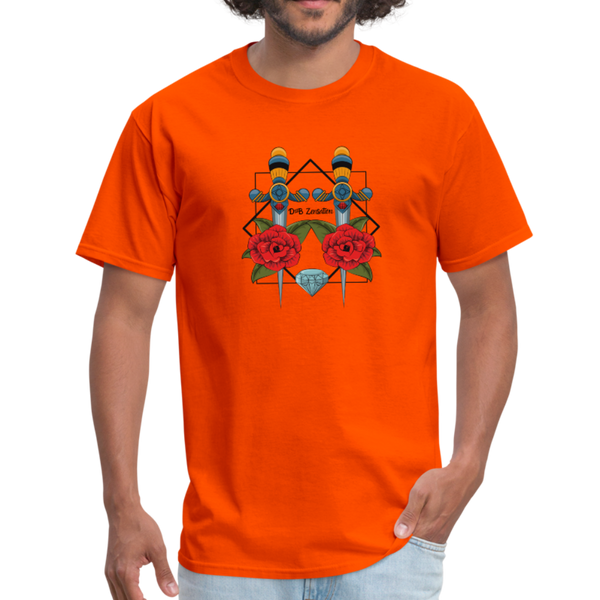 Double Dagger Design T-Shirt - D&B Zensation