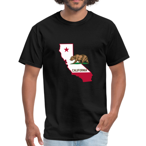 California Bear Regular Fit T-Shirt - D&B Zensation
