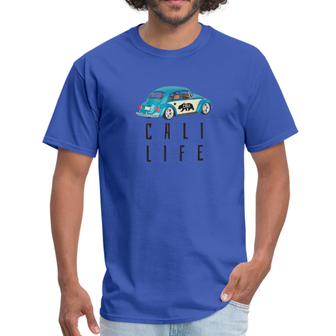 Bug Cali Life T-Shirt - D&B Zensation