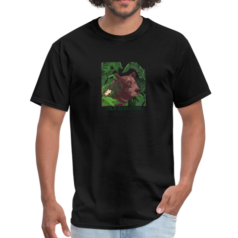 Bear Life T-Shirt - D&B Zensation