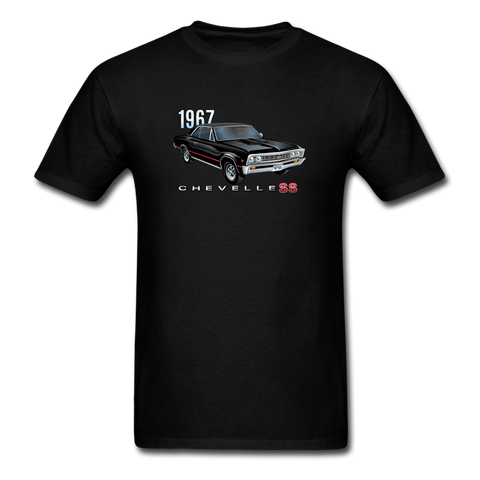 1967 Chevelle SS T-Shirt - D&B Zensation