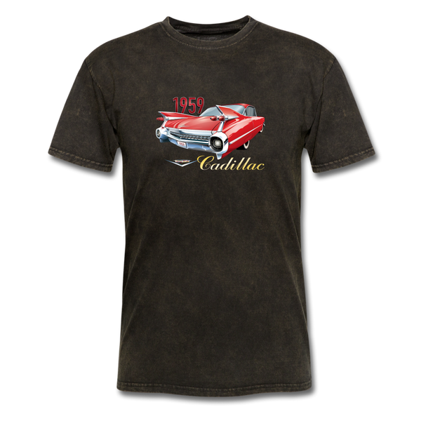1959 Cadillac T-Shirt - D&B Zensation