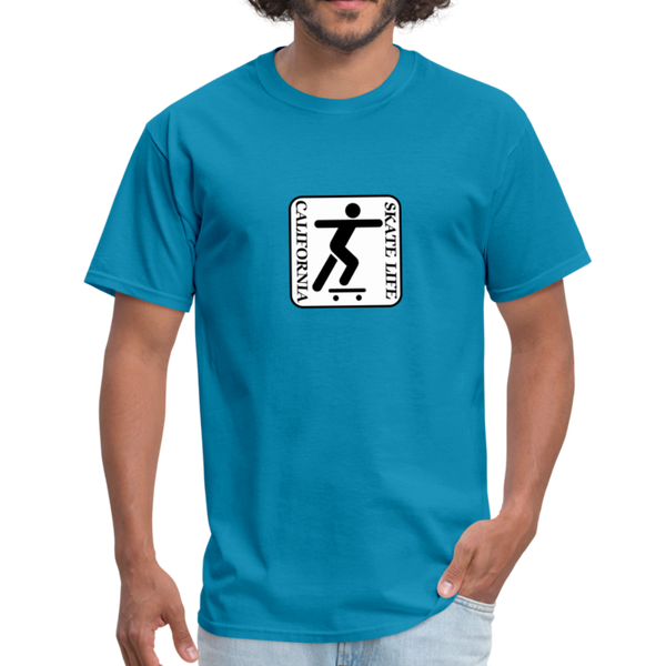 California Skate Life T-Shirt - D&B Zensation