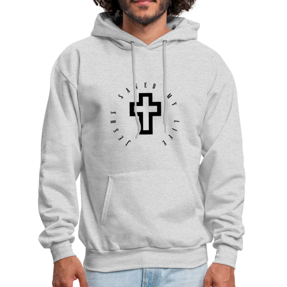 Jesus Saved My Life Hoodie - D&B Zensation