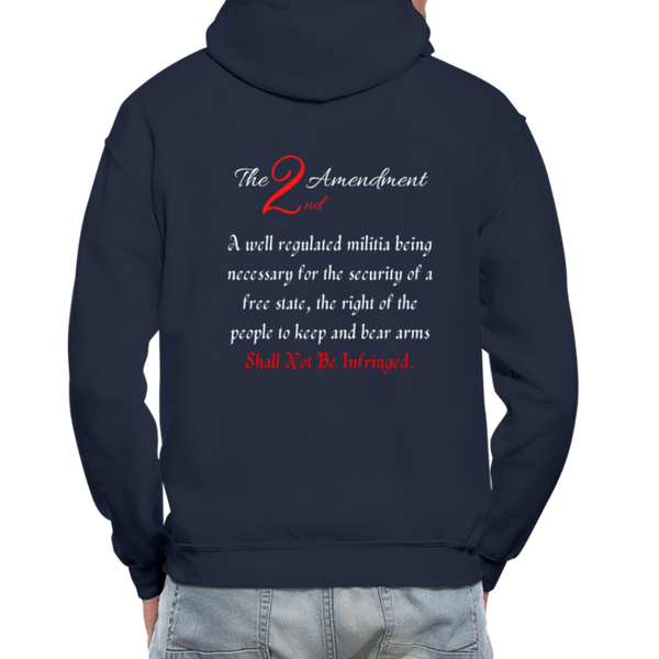 We The People 2nd Amendment Hoodie - D&B Zensation