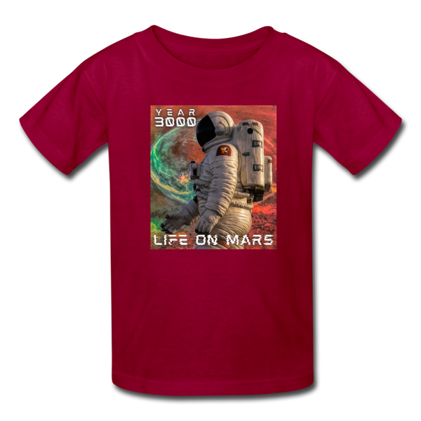 Life On Mars T-Shirt - D&B Zensation