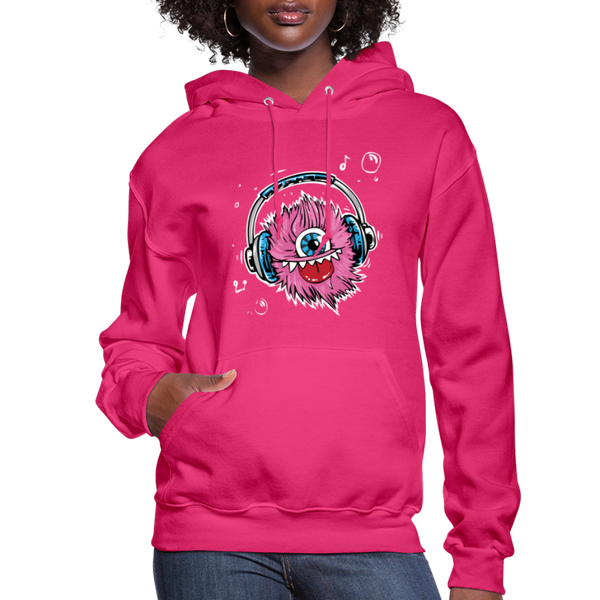 Furry Friend Hoodie - D&B Zensation